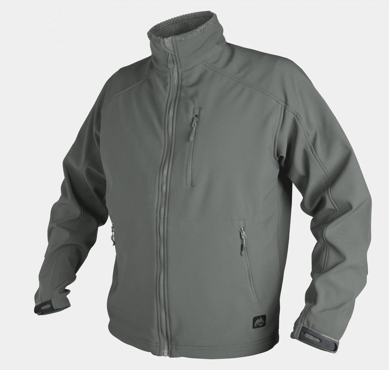 Куртка Soft Shell Helikon-Tex® Delta - Foliage Green