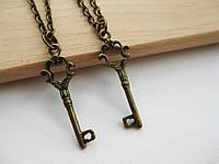 Парные кулоны «Ключик от моего сердца»