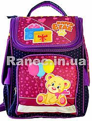 Портфель школьный ортопедический Happy Bear Vombato 7791-1