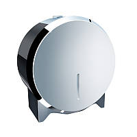 Держатель туалетной бумаги джамбо глянцевая нержавейка Stella Mini BSP201 Merida