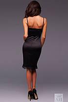 А1239 Платье шелковое в расцветках, фото 3