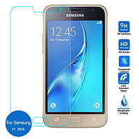 Защитное стекло Premium Tempered Glass 0.26mm (2.5D) для Samsung Galaxy J1 (2016) J120F