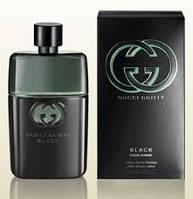 Мужская туалетная вода Gucci Guilty Black Pour Homme (Гуччи Гилти Блэк Пур Хомм)