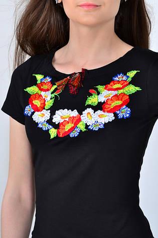Стильная футболка вышиванка, фото 2