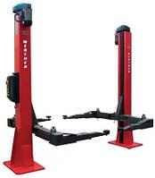 Симметричный электромеханический подъемник 305S WERTHER (Италия) - 5000 кг