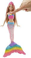 Кукла Барби радужная Русалочка Яркие огоньки, Barbie Rainbow Lights Mermaid Doll