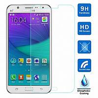 Защитное стекло Premium Tempered Glass 0.26mm (2.5D) для Samsung Galaxy J7 (2016) Duos J710F