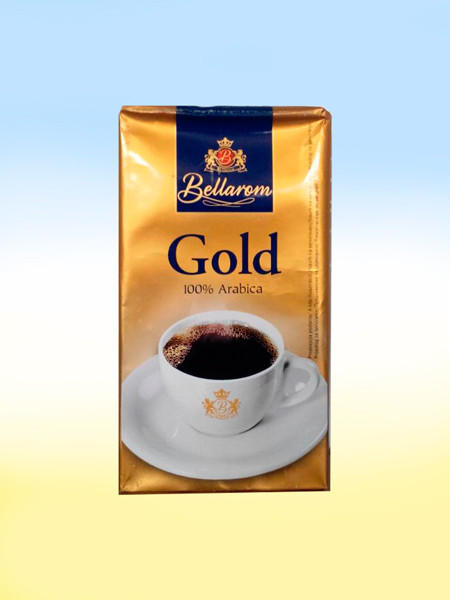 Молотый кофе Bellarom Gold 100% Arabica 500 гр, bellarom caffe, bellarom gold, bellarom кофе, кава bellarom, кофе bellarom gold, кофе bellarom gold 100 арабика, кофе молотый bellarom gold, кофе bellarom 500 гр,  купить молотый, молотом кофе, молотый кофе