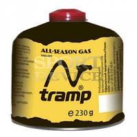 Баллон газовый 230гр. Tramp TRG-003