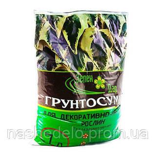 Грунт Зеленый дар для декоративно-лиственных 7 л