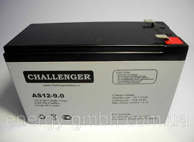 Аккумулятор для ИБП Challenger AS 12-9