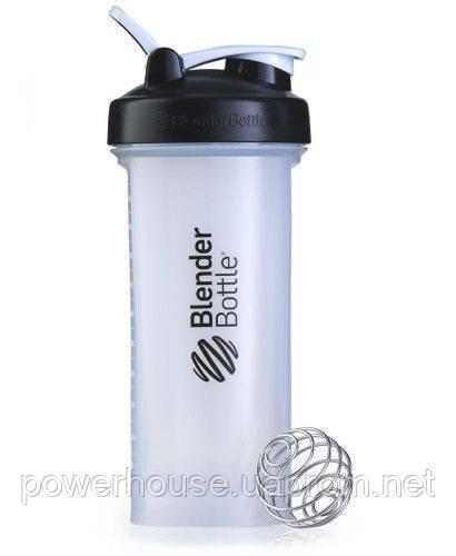 Шейкер для спортивного питания белый BlenderBottle Pro45 1270ml