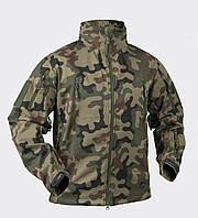 Куртка Windblockers Helikon-Tex® Gunfighter - PL Woodland, фото 1