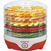 Сушилка для овощей  фруктов Polaris PFD 0305 (Полярис)