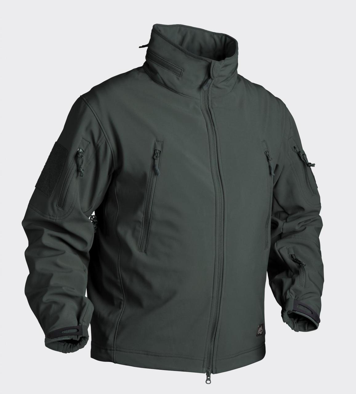 Куртка Windblockers Helikon-Tex® Gunfighter - Jungle Green