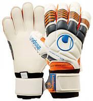 Вратарские перчатки Uhlsport Eliminator Supersoft Bionik