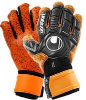 Вратарские перчатки Uhlsport Ergonomic 360 Supergrip HN