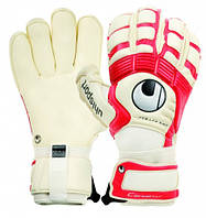 Вратарские перчатки Uhlsport Cerberus Absolutgrip Rollfinger