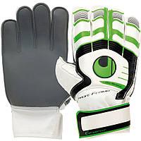 Вратарские перчатки Uhlsport Cerberus Soft Graphit SF