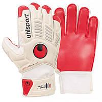 Вратарские перчатки Uhlsport Ergonomic Lloris Soft Training