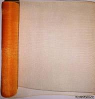 Сетка SK-Mesh, оранжевая, на отрез в пог. м.