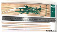 Шпажки бамбуковые, 30 см.
