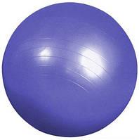 Мяч для фитнеса 65 см. (фитбол) PS FI-075(65) (красный, голубой)
