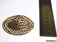 Соломенная шляпка клетка 1