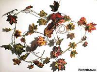 """Лиана """"Осенний виноград"""" №3"""