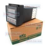 Контроллер температуры REX-C100 RKC 0-400°С (выход контакт реле)