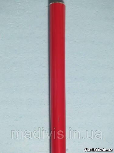 Пленка для декоративной упаковки КРАСНАЯ,  60 см. х 12 м., 30 мкм.