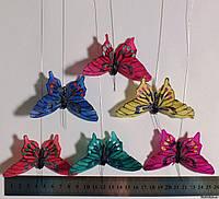 Бабочки на проволоке №62355