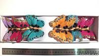 Бабочки на проволоке №018