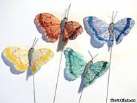 Бабочки на проволоке 50651