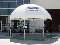 Палатка-шатер уличного типа, для кафе и ресторанного бизнеса