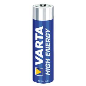 Батарейка VARTA High Energy AAА/LR 03