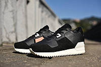 Кроссовки Adidas Originals ZX700 Remastered Black White