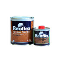 Акриловый грунт 5+1 Reoflex белый (0,8 л) + отвердитель для грунта 5+1 (0,16 л)