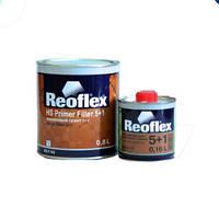 Акриловый грунт 5+1 Reoflex серый (0,8 л) + отвердитель для грунта 5+1 (0,16 л)