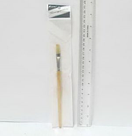 Кисть щетина ZB  №7 плоская
