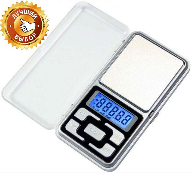 Мини-весы высокоточные  MH-Series 0,01-200g.