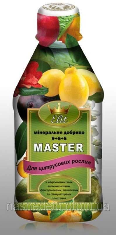 Майстер рідкий д/цитрусових 0,3 л