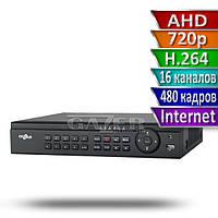 Видеорегистратор для AHD видеонаблюдения Gazer  NA216