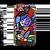 Чехол  для Apple iPhone 6/6s, рисунок - девочка