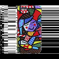Чехол  для Apple iPhone 6/6s, рисунок - девочка, фото 1