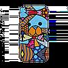 Чехол  для Apple iPhone 6/6s, рисунок - мишка