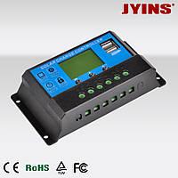 JYINS KLD1210 (Контроллер заряда АКБ от солнечных батарей)