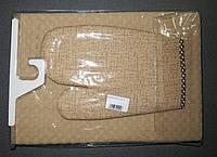 Кухонный подарочный набор Ozinci 5 предметов: фартук, рукавичка, полотенце, 2 прихватки, фото 1