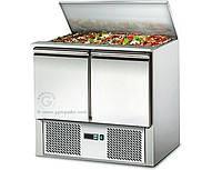 Холодильный стол-саладетта GGM Gastro SAS97