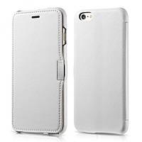 Чехол книжка iCarer для iPhone 6 / 6S Luxury White